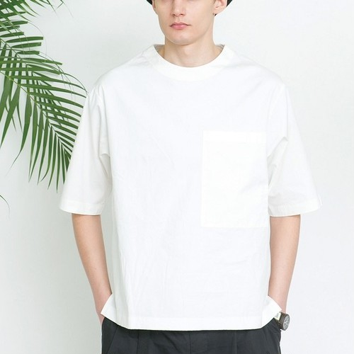 "SAY! / セイ!|  "" PULLOVER BIG SHIRTS "" offwhite"