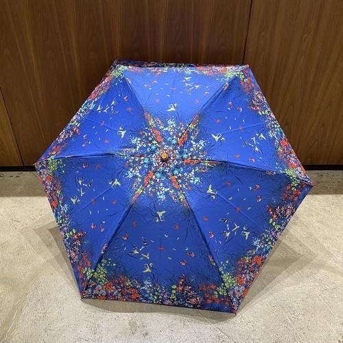 manipuri : 7  折りたたみ傘 (バンブーハンドル)
