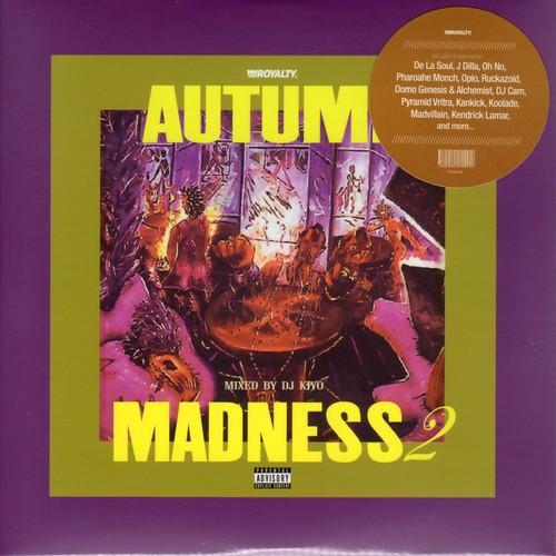DJ KIYO 「AUTUMN MADNESS 2」