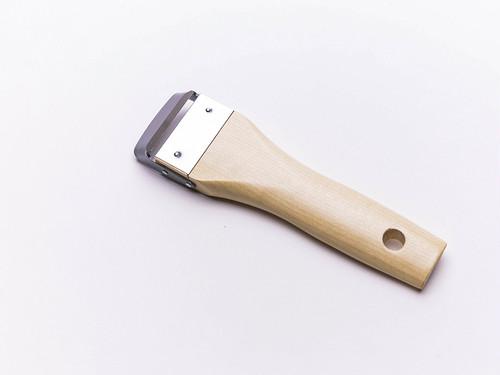 木製調理器 「昭和の台所ピーラー」 ポストIN発送対応商品