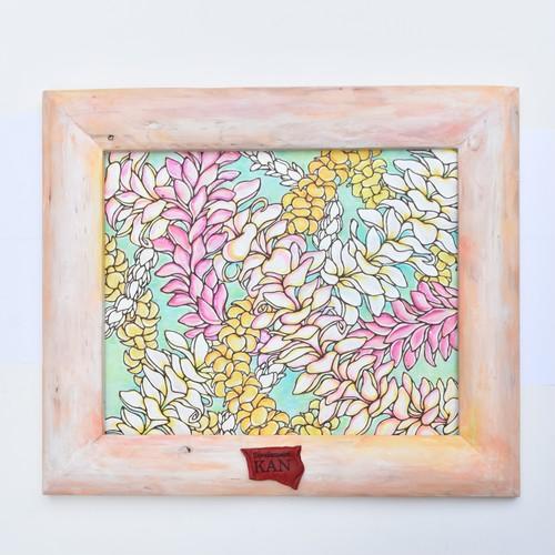 Art  【Plumeria Large】