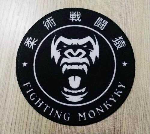 Fighting Monkyky オリジナルパッチ 5インチ