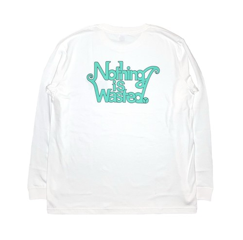 Nothing is Wasted. 1st logo Mint
