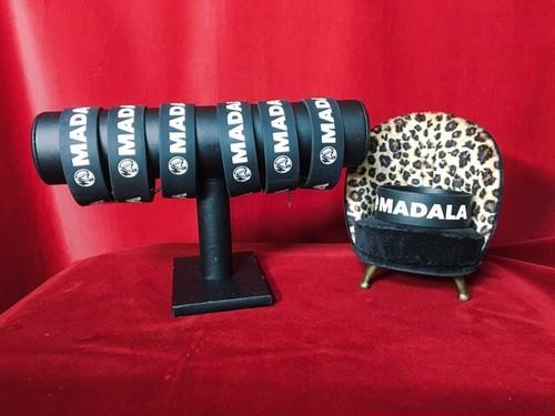 MADALA ラバーバンド(ブラック)