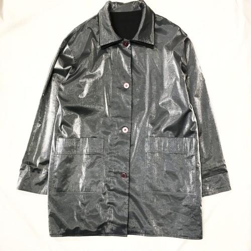 Vintage リバーシブルデザインオーバーコート