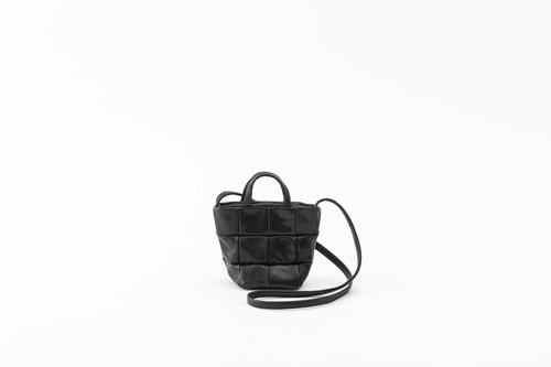 BUBUN:shoulder bag -S. black