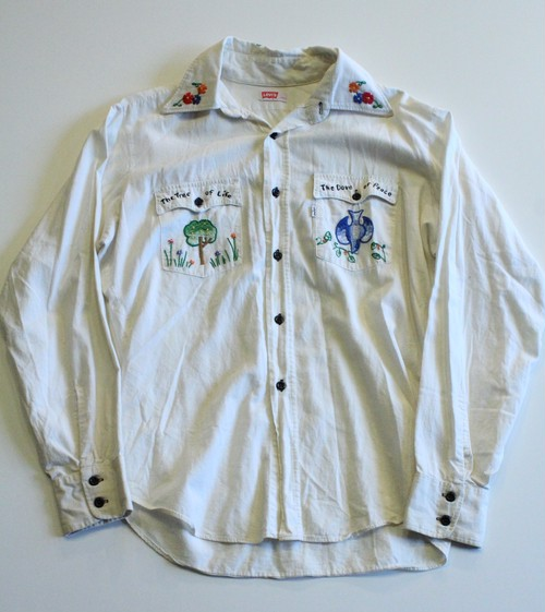 1970's Vintage Levis cotton shirt