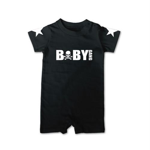 BabyGang ベビーギャング 悪ガキ ロンパース MILK PREASE カバーオール ベビー服 70サイズ