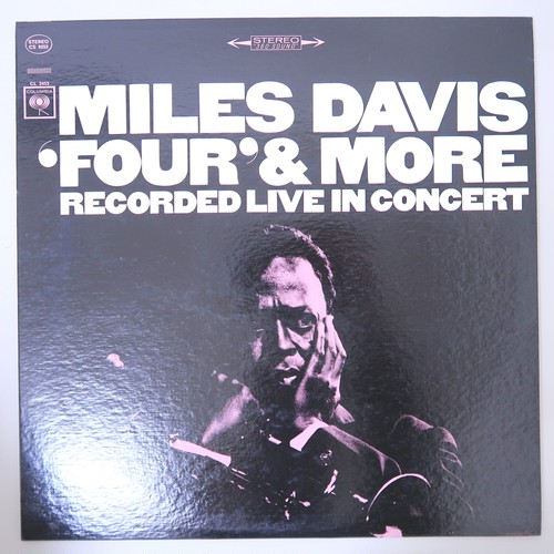MILES DAVIS / FOUR AND MORE オリジナル