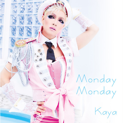 【Kaya】Monday Monday 通常盤(CD/Single)