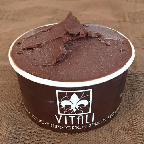 フォンデンテ・アル・チョコレート(Cacao 69%相当)/Sorbetto al Cioccolato Fondente