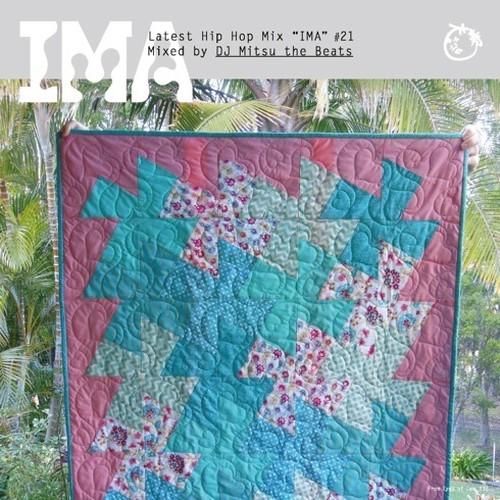 【CD】DJ Mitsu the Beats - IMA#21