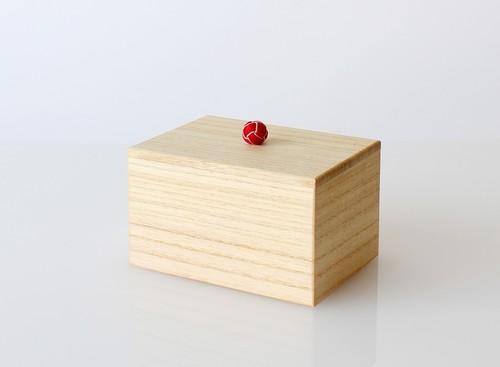 KEI くみひも小箱(L)