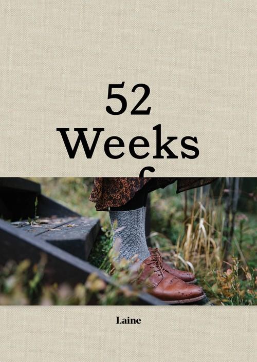 52 Weeks of Socks(送料無料)