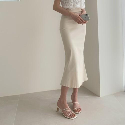 フィッシュテールスカート V00621
