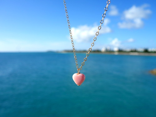 Love happiness pendant