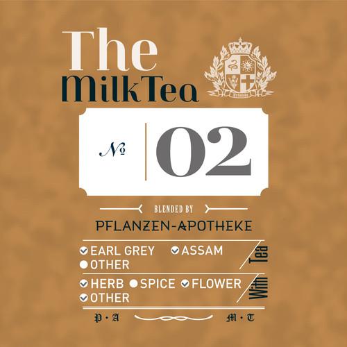 The Milk Tea〔№ 02〕