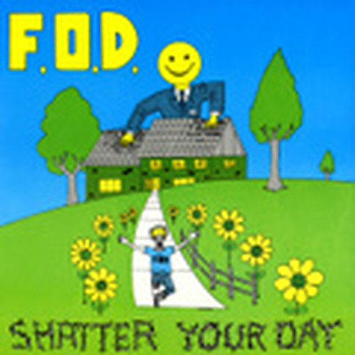 Flag of democracy - Shatter your day CD