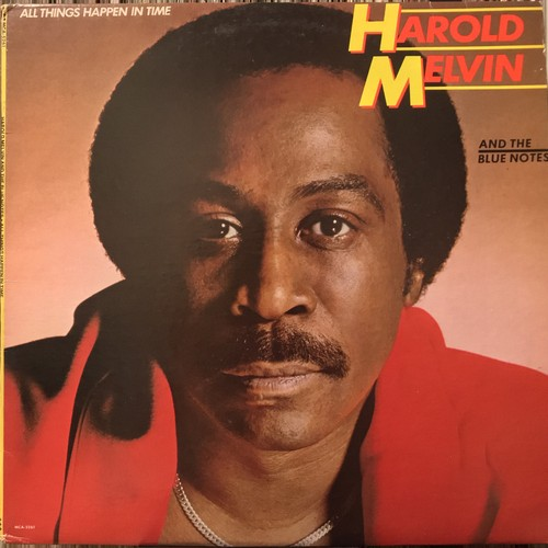 HAROLD MERVIN AND THE BLUE NOTES / ALL HAPPEN IN TIME (1980)