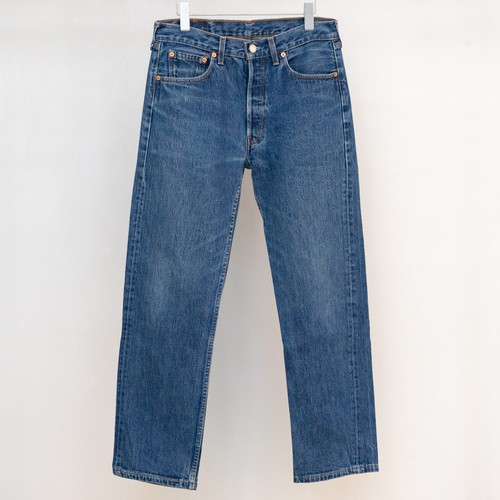 1980's〜1990's Levi's 501 made in UK W32 L30