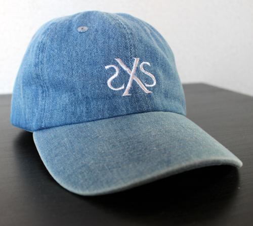 【6SENSE】 Cap -SXS- オリジナルバッジ2種類プレゼント!!
