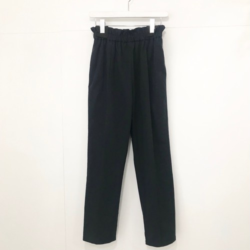Natsumi Zama Gentleman Trousers / Navy