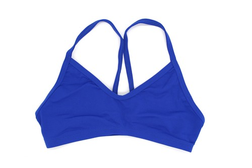 水着 スポーツビキニ トップ ブルーベリー /Myles Bikini Top Blueberry