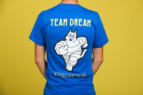 TEAM DREAM BICYCLING TEAM / Royal FU Meowchelin T