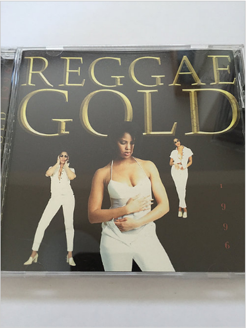 Various Artists - Reggae Gold 1996【 CD】