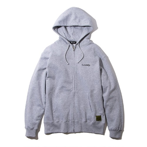 Subciety ZIP PARKA-THE BASE- / サブサエティ パーカー / 101-31449