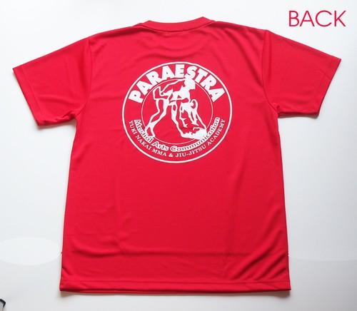 KIDS DRY TEE(Red)
