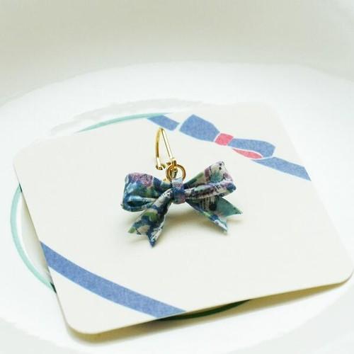 Yumeka/ミニリボンピアス