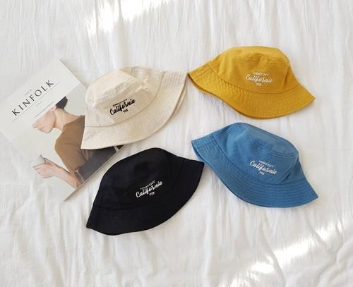 即納 Select HAT / Californiaバケットハット
