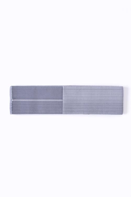 博多角帯 / からむし織 / Light gray