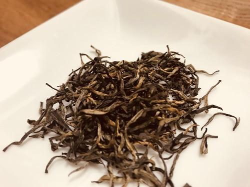 【中国茶・紅茶】高級紅茶 金駿眉 10g