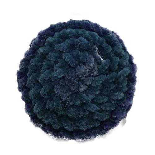 もふもふラビットM、L用ベレー帽 ブルーミックス