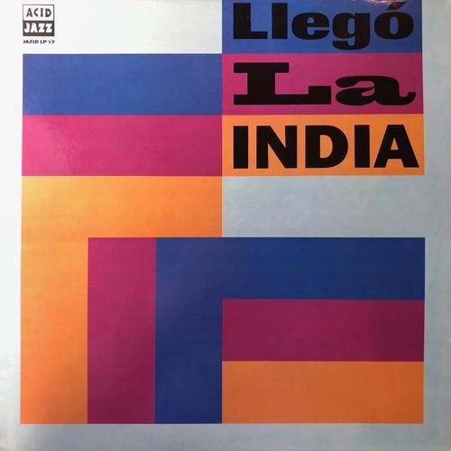 La India / Llegó La India[中古LP]