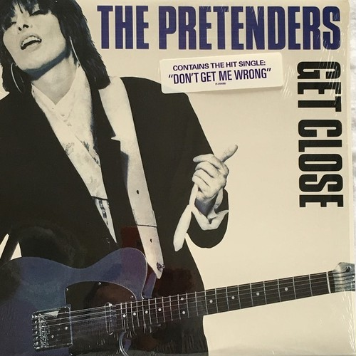 【LP・米盤】The Pretenders / Get Close
