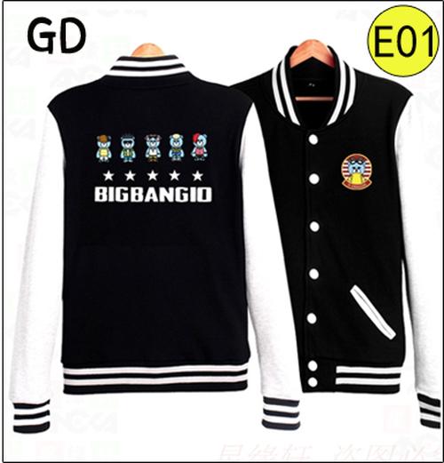 【新作入荷】 BIGBANG服 裏起毛 パーカー ト/BIGBANGファッション/ G-DRAGONパーカー/男女兼用 /韓国ファッション