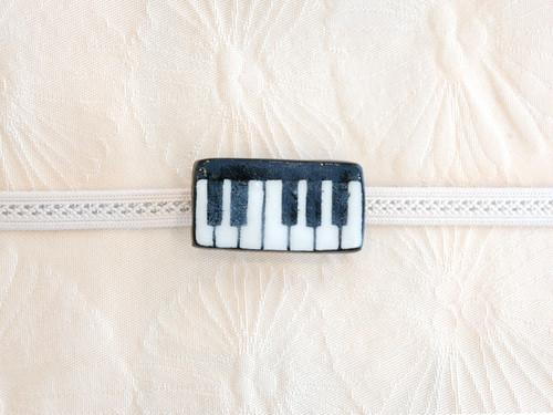 ★SALE<通年>ピアノ好きのための鍵盤帯留め