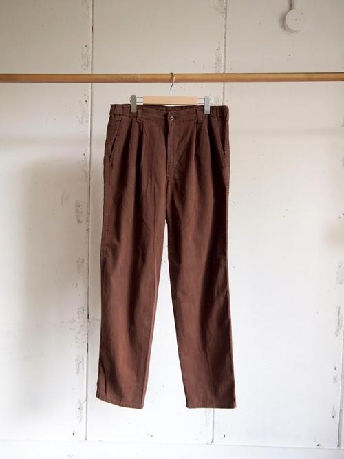 USED / DOCKERS, 2tuck cotton pants
