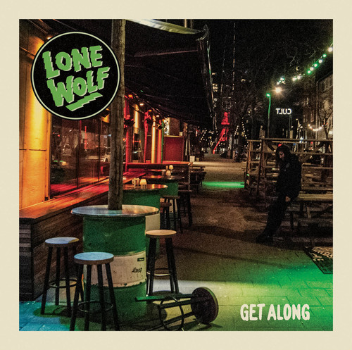 lone wolf / get along 7""