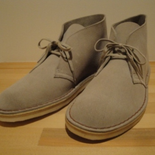 "Clarks/クラークス |【SALE!! 20%OFF】"" DESERT BOOT "" - Sand Suede -"