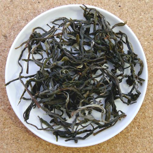 晒青緑茶 景邁 古樹 2018年 20g