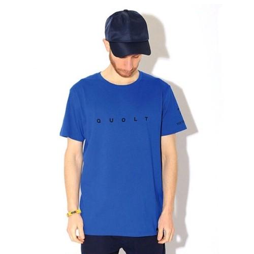 quolt / LOGO TEE / Tシャツ