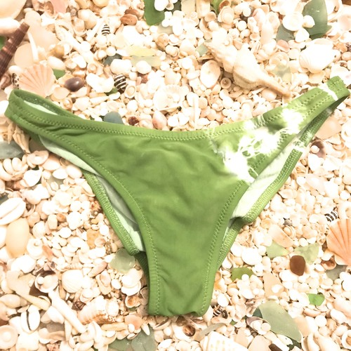 ☆★☆OUTLET☆★☆50%OFF☆202029B☆TIEDYE BOTTOM☆SEAGREEN☆
