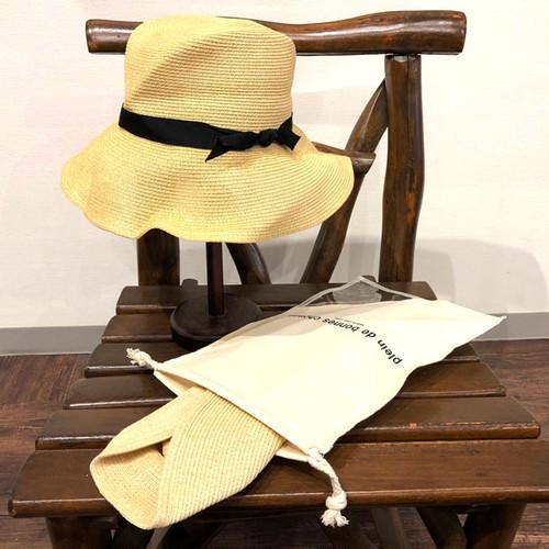 PACKABLE RIBBON HAT (ODDS)