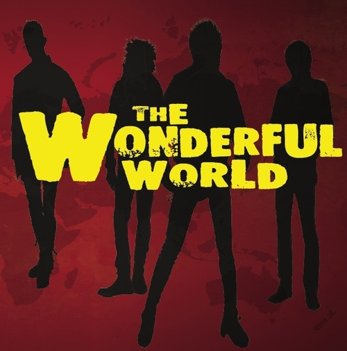 THE WONDERFUL WORLD/THE WONDERFUL WORLD CD