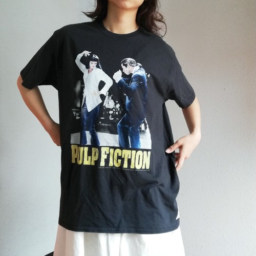 THRIFTY LOOK(PULP FICTION TEE)