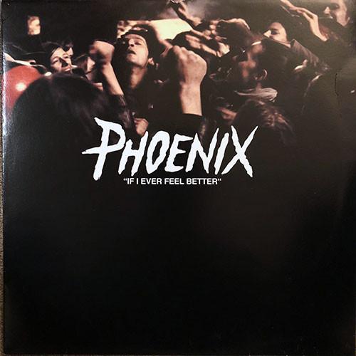 Phoenix - If I Ever Feel Better (12inch) ねごと [house] 試聴 fps8514-19